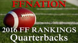 fantasy football Rankings quarterbacks