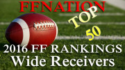 Fantasy Football Rankings Wide Recievers