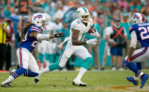 DeVante parker fantasy football sleepers