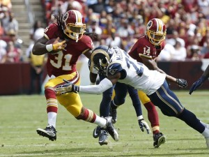 Matt Jones fantasy football sleepers