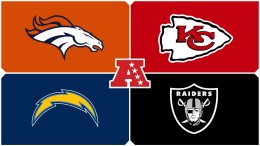 afc west fantasy rankings
