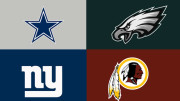 nfc east fantasy rankings