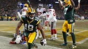 Green Bay Packers WR Cobb Touchdown NFL