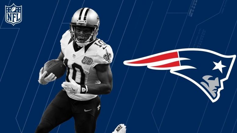 2017 NFL WIDE RECEIVER RANKINGS – Top 25 Brandin Cooks