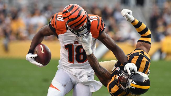 Cincinnati Bengals v Pittsburgh Steelers NFL FANTASY DRAFT MOCK DRAFT