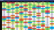 2017 NFL FANTASY FOOTBALL MOCK DRAFT