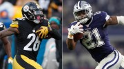 2017 NFL Strength of Schedule (SoS) – Running backs