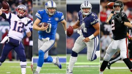 2017 NFL Strength of Schedule (SoS) – Quarterbacks