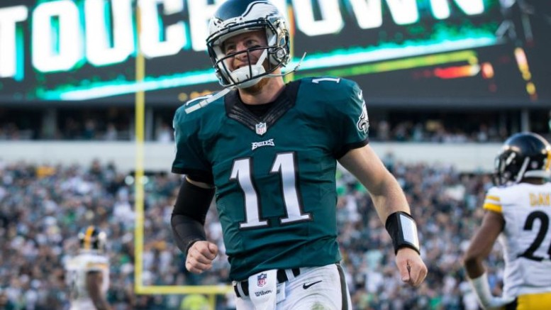 NFL FOOTBALL BETTING TRENDS – 2017 WEEK 6