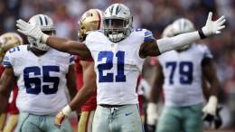 DraftKings NFL Million Dollar Winning Lineups - 2017 Week 7