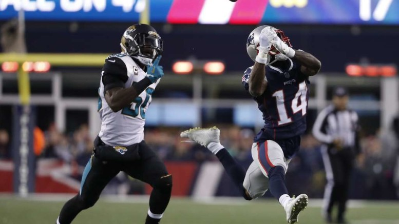 NFL STAT LEADERS – 2018 PLAYOFFS Conference Championships