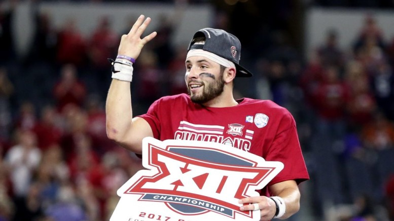 a675215670f Mock Draft Round 1  Baker Mayfield Dropping Fast! - FF Nation